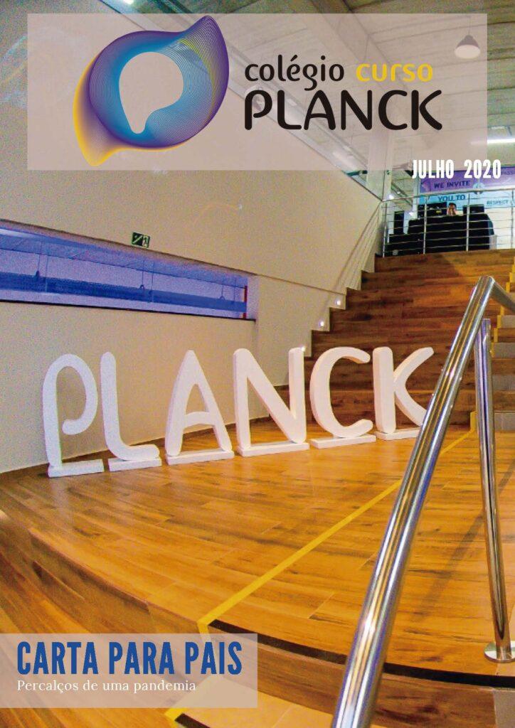 carta aos pais Planck Home School