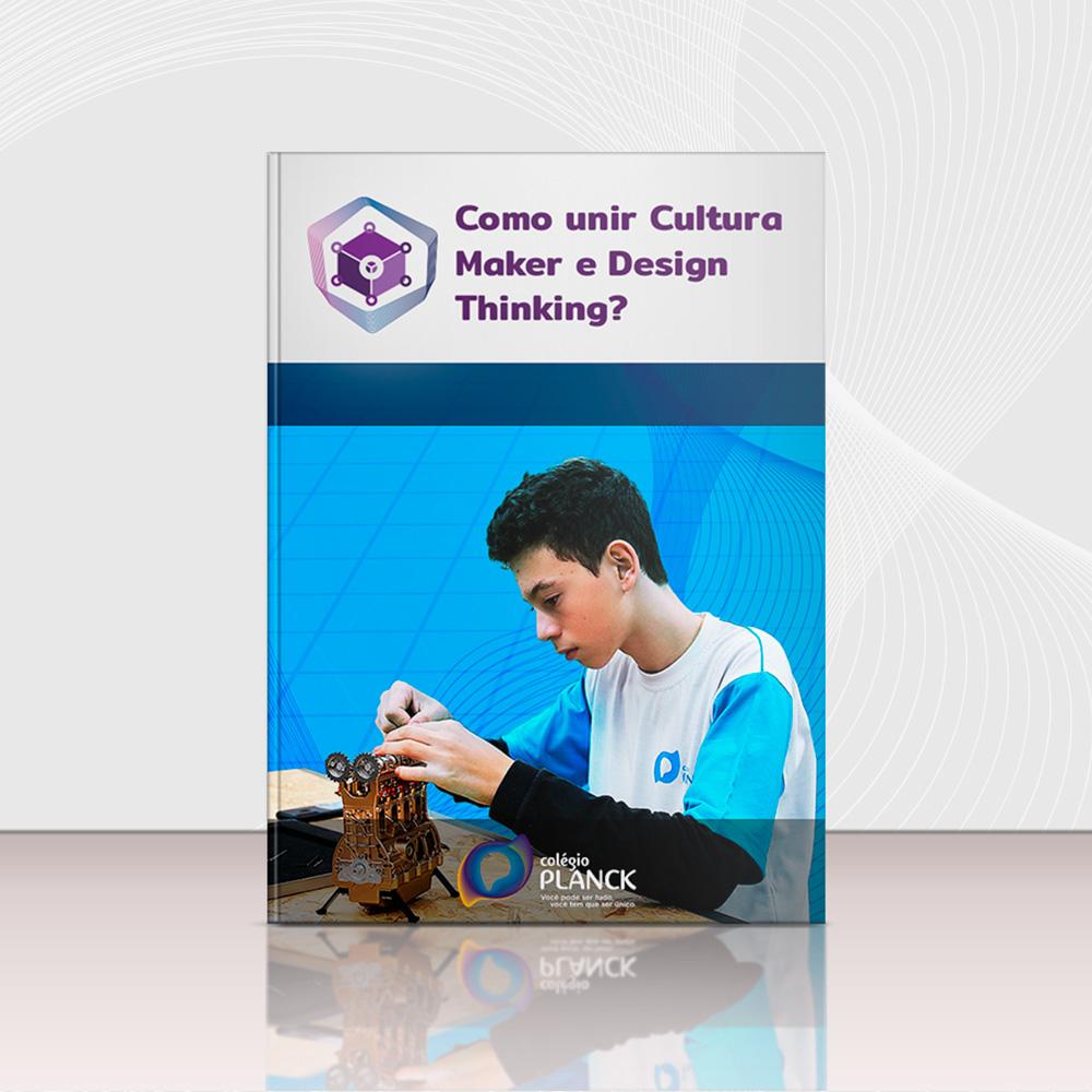 Ebook design maker e design thinking nas escolas site